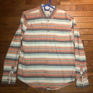 JACHS button up shirt size medium